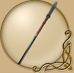 LARP Ancient Elven Spear